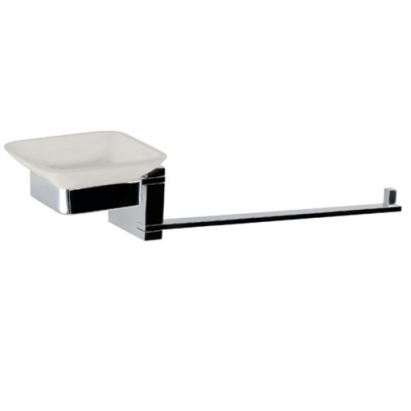 Soap Dish with Towel Holder