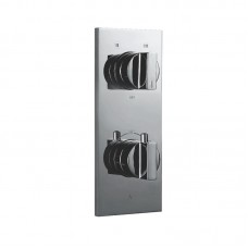 Thermostatic Shower Valve With 4-Way Divertor