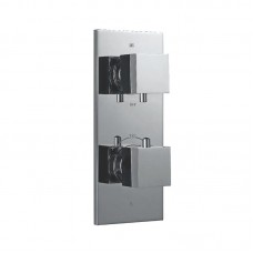 In-Wall Shower Valve With 5-Way Divertor