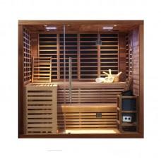 Sauna BIO 2200x2000x2100